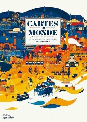 Cartes du monde - epa - 9782376712183 -