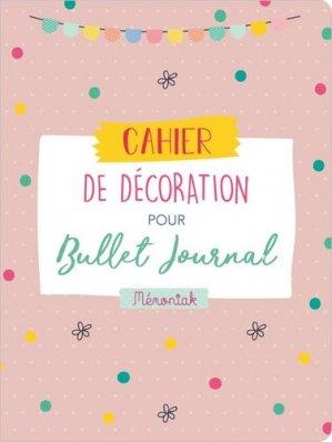 Cahier de décoration pour mon Bullet journal. Edition 2020 - 365 - 9782377613762 -