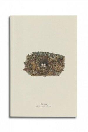 Carnet - Tohi à flancs roux (Chewink, Pipilo erythrophthalmu - reliefs - 9782380360196 -