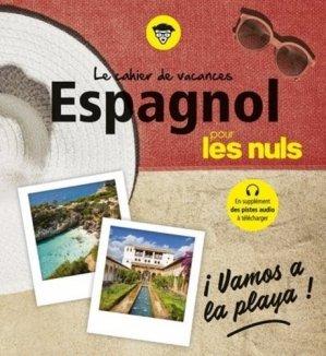 Cahier de vacances Espagnol pour les nuls - First - 9782412044605 -