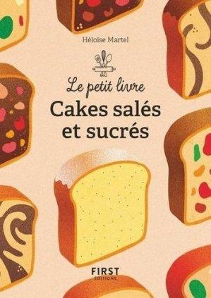 Cakes salés et sucrés - First - 9782412053881 -