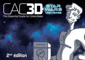 CAC30 - Encyclopédie des produits dérivés. Star Wars Universe, 2e édition - Cote-a-cas éditions - 9782491066048 -