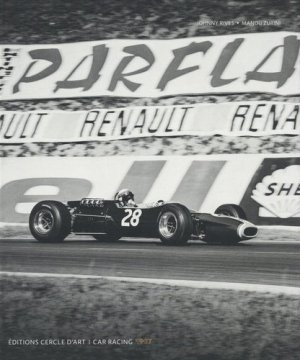 Car Racing 1967. Edition bilingue français-anglais - Cercle d'Art - 9782702211113 -