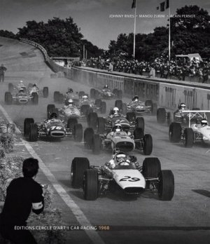 Car racing 1968 - Cercle d'Art - 9782702211236 -