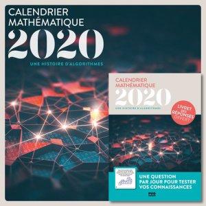 Calendrier mathématique - PUG - 9782706142741