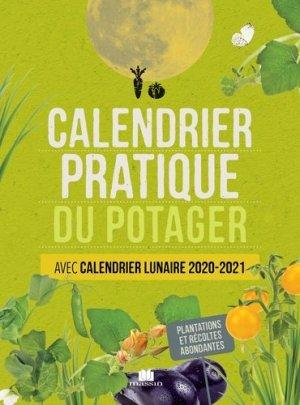 Calendrier pratique du potager - massin - 9782707211866 -
