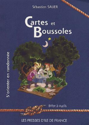 Cartes et Boussoles - presses idf - 9782708880122 -