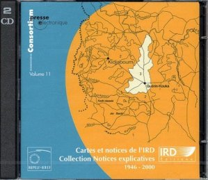 Cartes et notices de l'IRD - ird / aupelf / uref - 9782709914970 -
