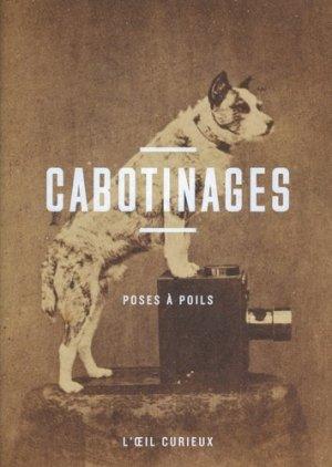 Cabotinage - bnf - 9782717728231 -