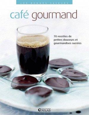 Café gourmand - Glénat - 9782723484633 -