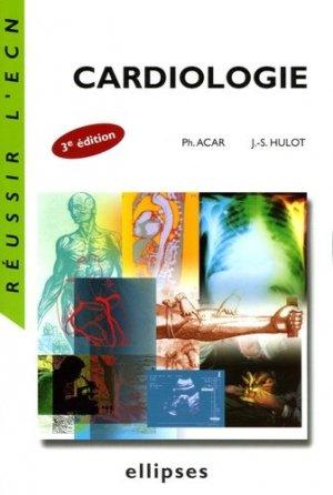 Cardiologie - ellipses - 9782729823061 -