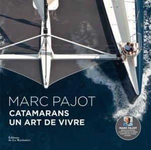 Catamarans, un art de vivre - de la martiniere - 9782732456997 -