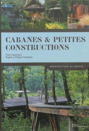 Cabanes et petites constructions - aubanel - 9782732457093