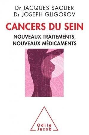 Cancers du sein - odile jacob - 9782738131324 -