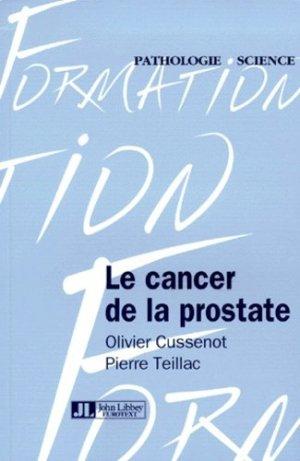 Cancer de la prostate - john libbey eurotext - 9782742002535