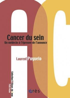 Cancer du sein - eres - 9782749214948 -