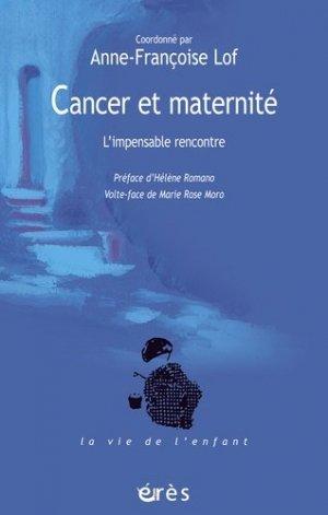 Cancer et maternité - eres - 9782749215280 -
