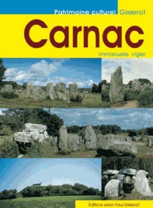 Carnac - jean-paul gisserot - 9782755806922 -