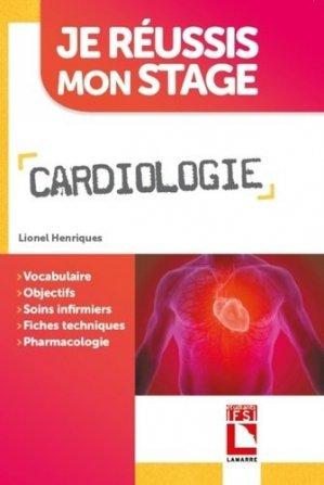 Cardiologie - lamarre - 9782757310519 -