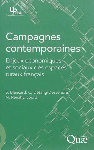 Campagnes contemporaines - quae - 9782759225156 -