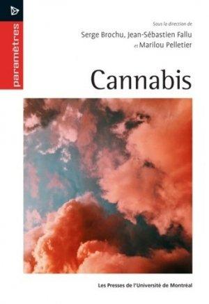 Cannabis - presses de l'universite de montréal - 9782760640207 -