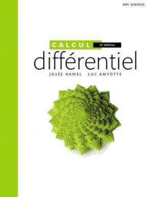 Calcul différentiel - erpi - 9782761358309 -