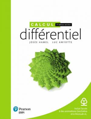CALCUL DIFFERENTIEL 2ED ENRICHIE  - PEARSON - 9782761390675 -