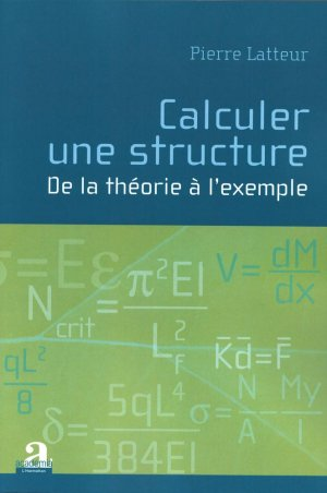 Calculer une structure - academia - 9782806102706