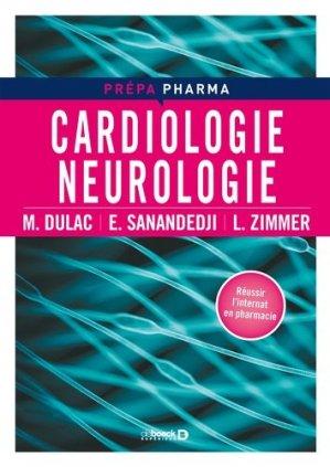 Cardiologie Neurologie - de boeck superieur - 9782807320611