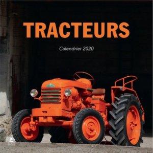 Calendrier tracteurs - Place des Victoires - 9782809917253 -