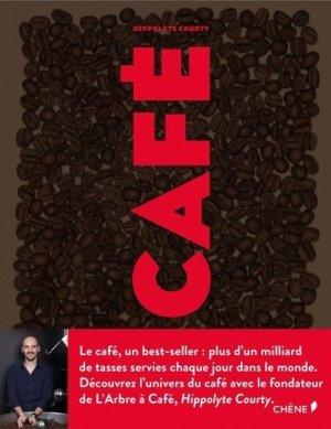 Café - du chene - 9782812313165 -