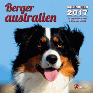 Calendrier berger australien 2017 - artemis - 9782816009521 -