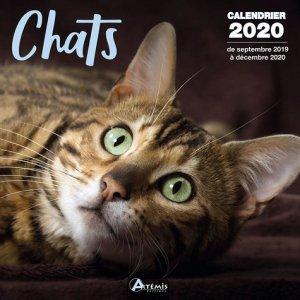 Chats  - Artémis - 9782816015041 -