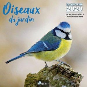 Oiseaux du jardin - Artémis - 9782816015201 -