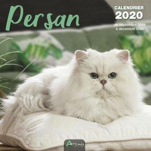 Calendrier Persan 2020 - artemis - 9782816015225