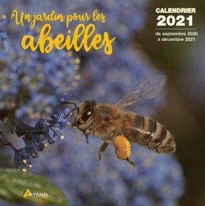 Calendrier Un jardin pour les abeilles - artemis - 9782816016826 -