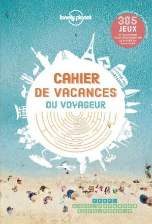 Cahier de vacances Lonely Planet - Lonely Planet - 9782816190083 -