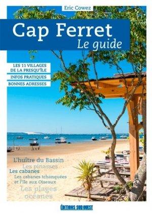 Cap-Ferret - sud ouest - 9782817706429 -