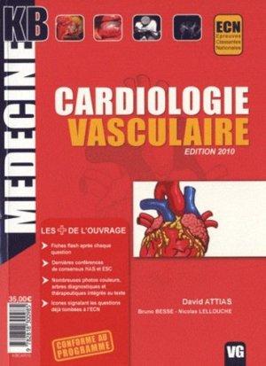 Cardiologie vasculaire - vernazobres grego - 9782818300985 -