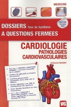 Cardiologie - Pathologies - Cardiovasculaires - vernazobres grego - 9782818304624 -