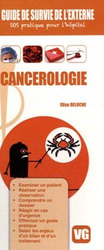 Cancérologie - vernazobres grego - 9782818304815 -