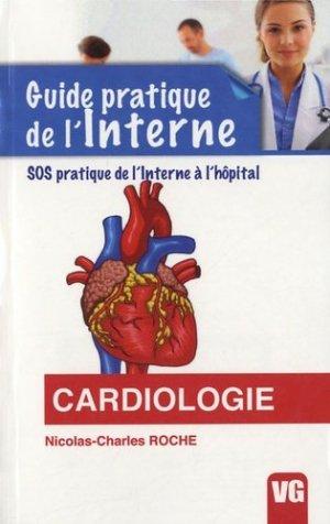 Cardiologie - vernazobres grego - 9782818305447 -