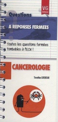 Cancérologie - vernazobres grego - 9782818311073 -