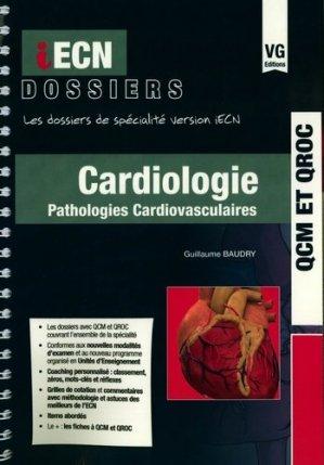 Cardiologie - vernazobres grego - 9782818312810 -