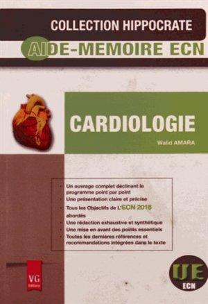 Cardiologie - vernazobres grego - 9782818313053 -