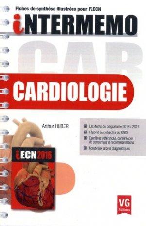 Cardiologie - vernazobres grego - 9782818314364 -