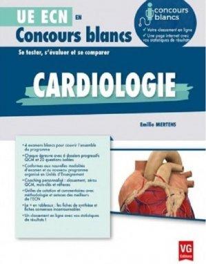 Cardiologie - vernazobres grego - 9782818314968 -