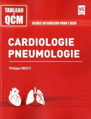 Cardiologie Pneumologie - vernazobres grego - 9782818315521