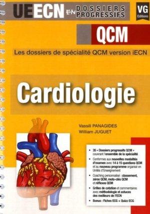 Cardiologie - vernazobres grego - 9782818315668 -