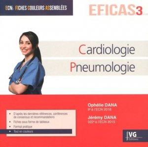 Cardiologie, pneumologie - vernazobres grego - 9782818317174 -